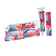 White Toothpaste (Calcium Carbonate Based)