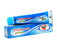 Blue Gel Toothpaste (Mint Flavor)